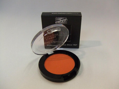 Mehron Cheek Powder ~ Just Peachy ~ Shading ~ Blusher ~ Rouge ~ Theatrical quality