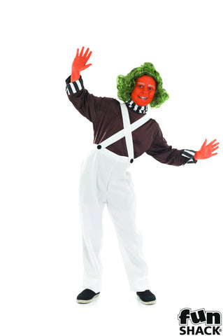 Boys Factory Worker - Childrens Fancy Dress Costume - Medium - Age 6-8