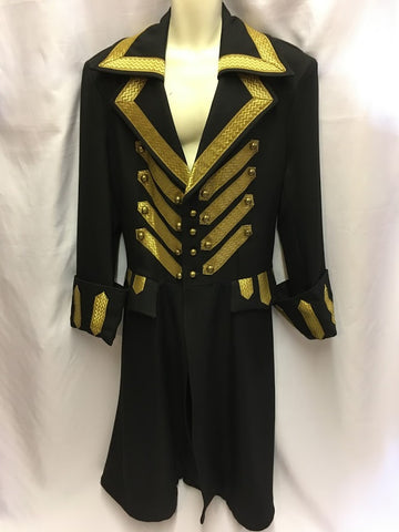 Thetru Military Style Coat Pirate 18th century Town crier X Large 48