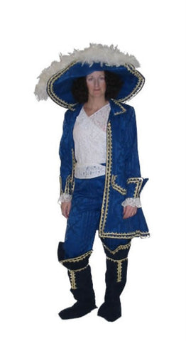Lady Buccaneer ~ Pirate Fancy dress ~  Hire ~ Size 14