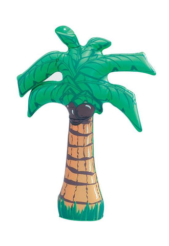 Inflatable Palm Tree Hawaiian Caribbean desert Island