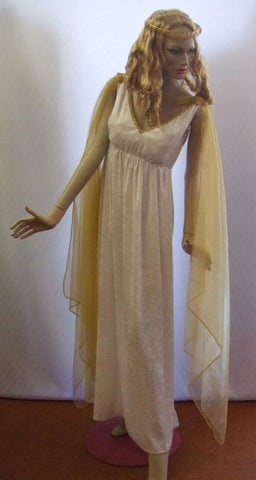 Greek Fancy dress ~  Roman Costume ~ Toga ~ Hire ~ Size 16 ~ 18