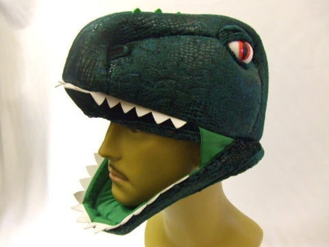 Dinosaur Hat ~ T Rex ~ Jurassic ~ Childrens ~ Sci fi ~ Book week