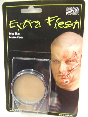Mehron Extra Flesh Modelling Wax ~ Halloween Make-up ~ Scarring Casualty