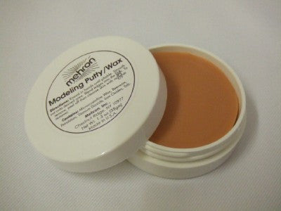 Mehron Modeling Putty / Wax ~ effects make-up ~ 38g