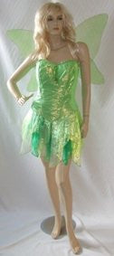 Tinker Fairy Costume ~ Hire ~ Size 14