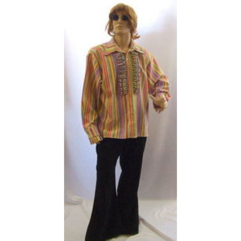 1960s Candy Stripe Fancy dress ~ Hire ~ Size 46