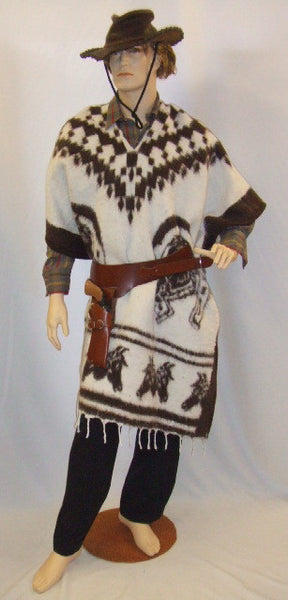 Clint Eastwood Poncho ~ Cowboy ~ Hire ~ One size – Marlowe ...