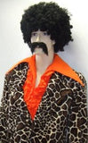 "Pimp  Costume ~ Giraffe ~ 1970s ~ Disco ~ huggy Bear ~ Hire ~ 44"" / 46"" chest"