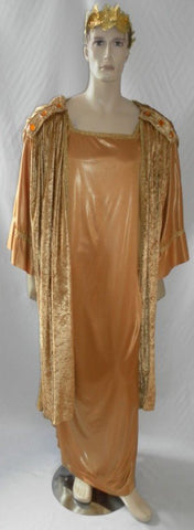 Helios ~ Greek / Roman God ~ Toga ~ fancy dress ~ Hire ~ Freesize