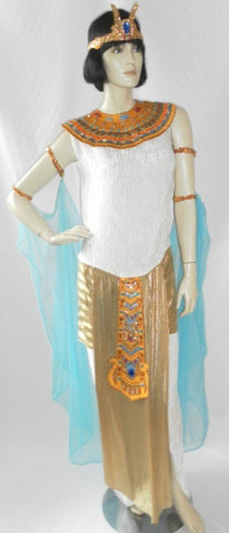 Egyptian Cleopatra Costumes ~ Fancy dress ~ Hire ~ Size 12