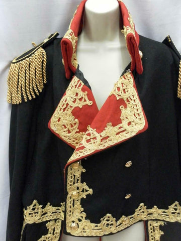Admiral Jacket Uniform Costume XXL 48
