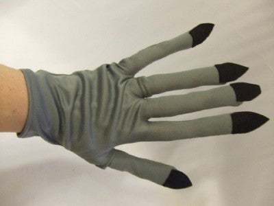 Vampire~ Zombie ~ Alien Hands ~ Witch ~ Space ~ Sci fi ~ Insect ~ Grey Gloves