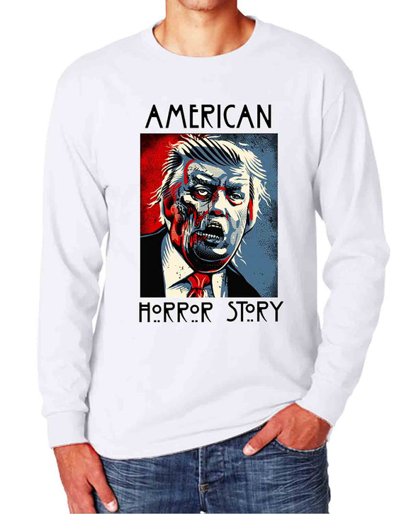 American Horror Story Drumpf Unisex Long Sleeve