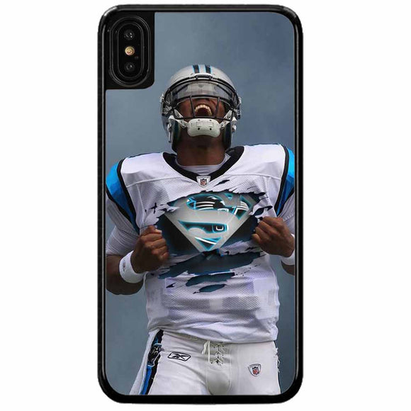 Cam Newton iPhone X Case