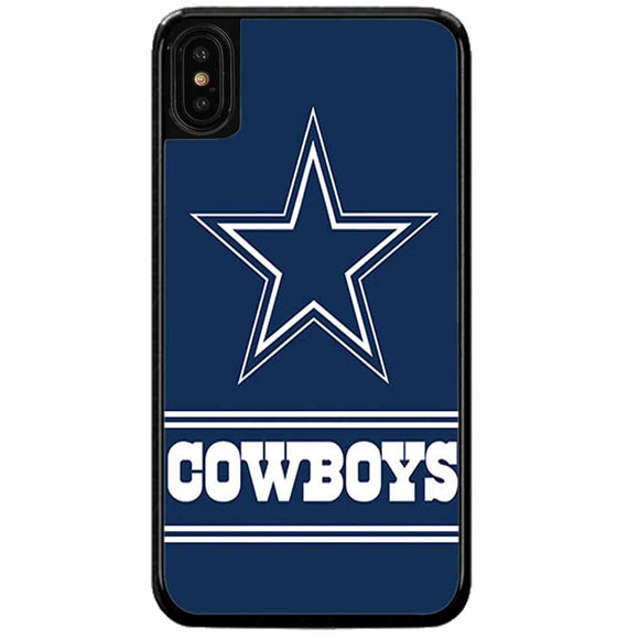 Dallas Cowboys iPhone X Case