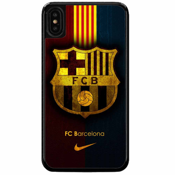 Fc Barcelona iPhone X Case