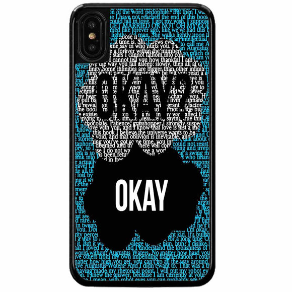 John Green  iPhone X Case