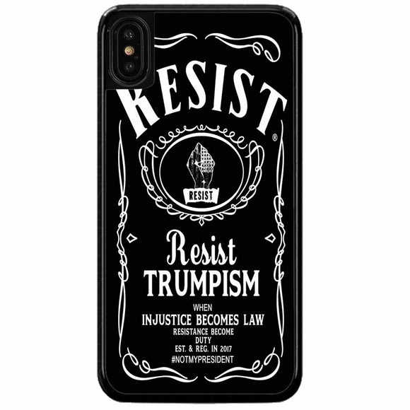 Jack Daniels iPhone X Case
