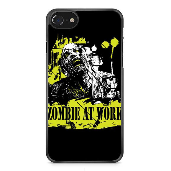 Zombie At Work iPhone 8 Case