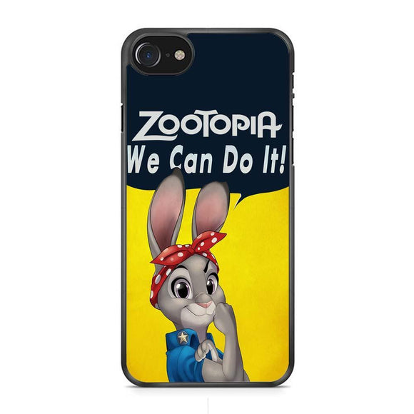 Zootopia Judy we can do it  iPhone 8 | iPhone 8 Plus Case