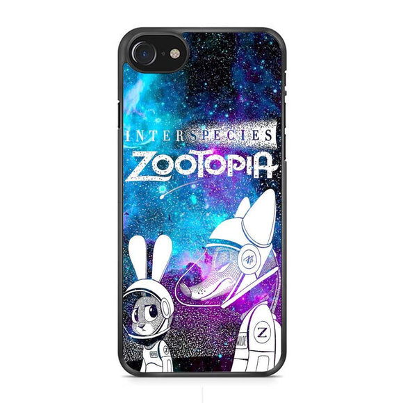 Zootopia inter Species galaxy  iPhone 8 | iPhone 8 Plus Case
