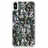 Black Garden iPhone X Case|iPhone XS Case|iPhone XS Max Case|iPhone XR Case