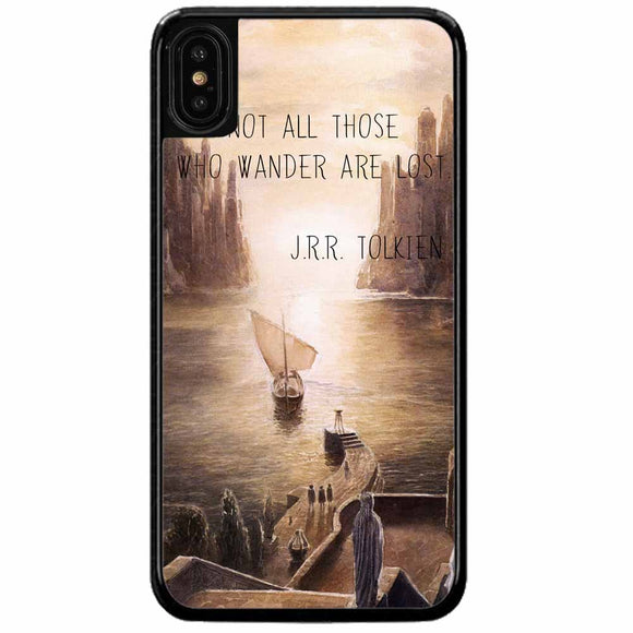 Jrr Tolkien iPhone X Case