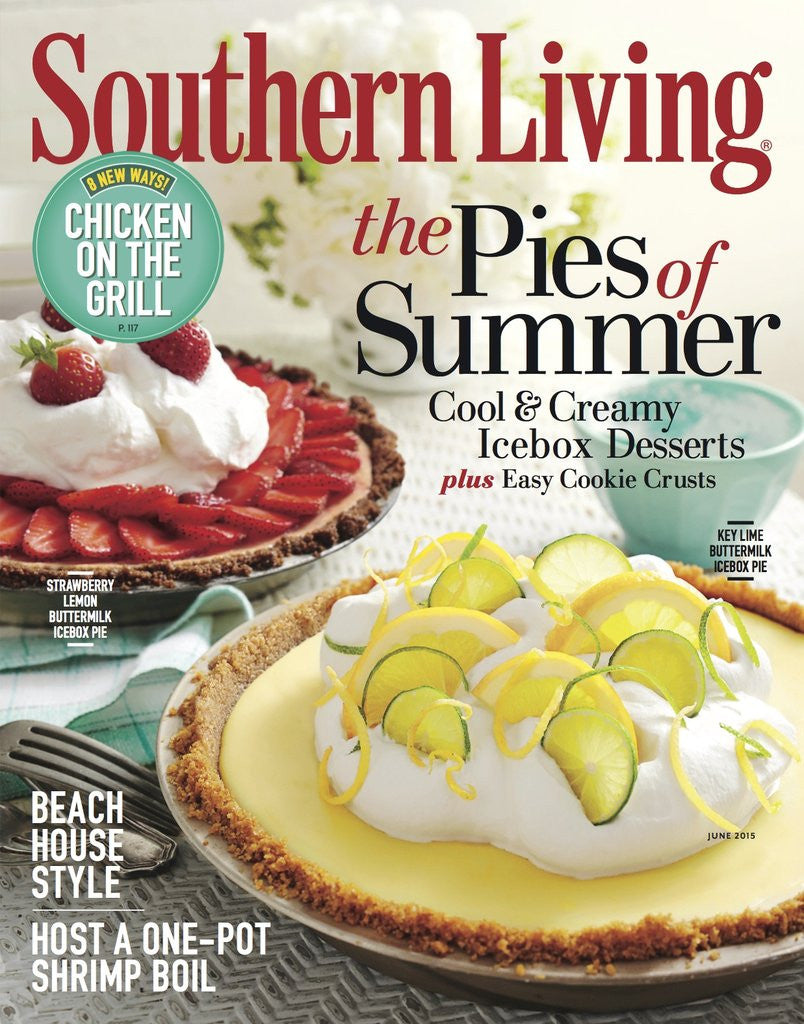 LD in Southern Living - June Issue