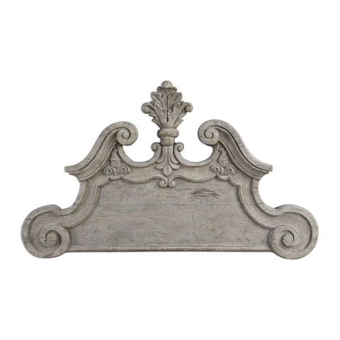 French Wall Plaque