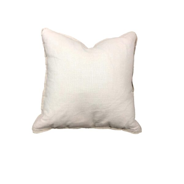 "Flanged 22"" Pillow"