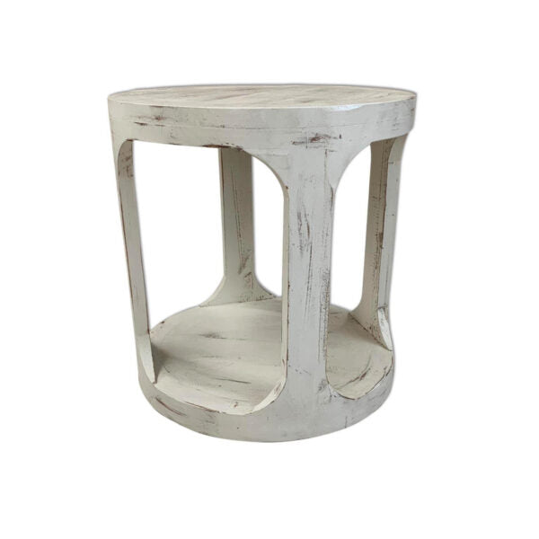 Hillsboro Round Side Table