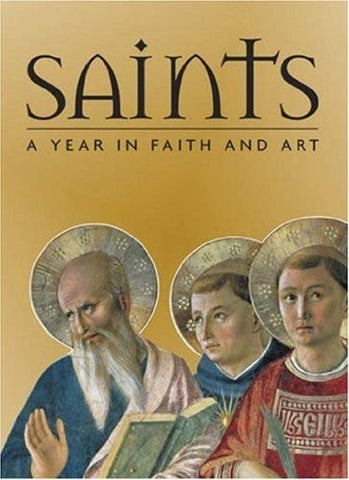 SAINTS by Marco Bussagli