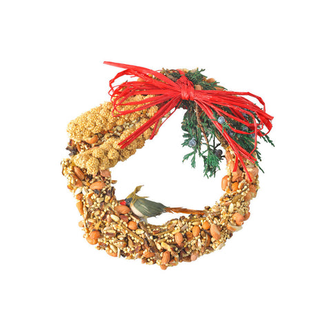 Rustic Wreath 6""