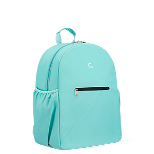 Brantley Turquoise Backpack Cooler