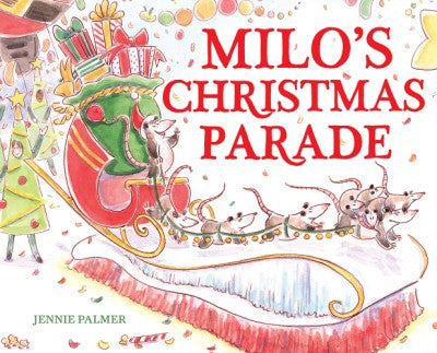 Milo's Christmas Parade Book