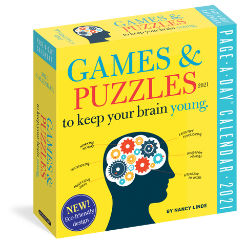 Games Keep Your Brain Young - CAL/PAD