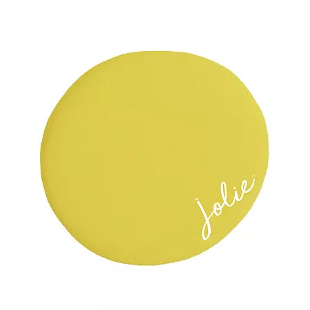 Emperor's Yellow in Jolie Paint