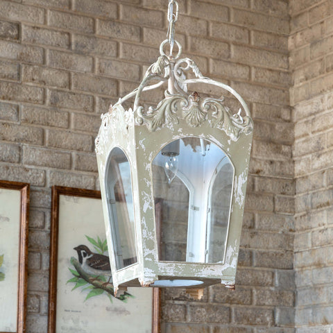 French Portico Pendant Light
