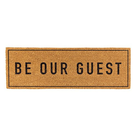 Be Our Guests SM Mat
