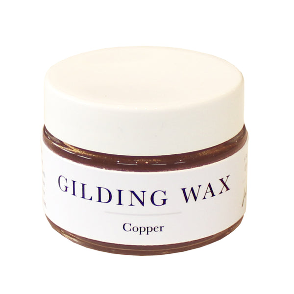 Copper Jolie Guilding Wax