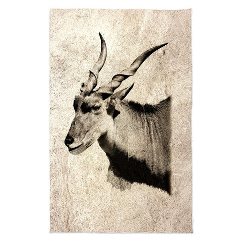 Eland on  Kozo - Amate Paper Print