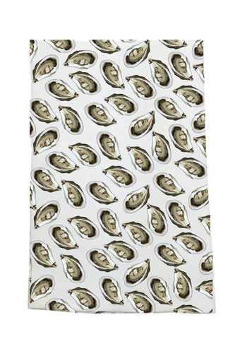 Repeat Oyster Kitchen towel