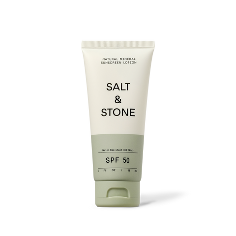 SPF 50 Natural Mineral Sunscreen