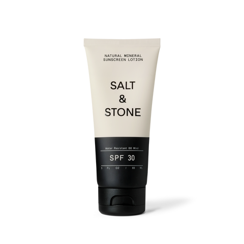 SPF 30 Natural Mineral Sunscreen