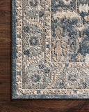 TEA Denim/Pebble Powerloomed Rug