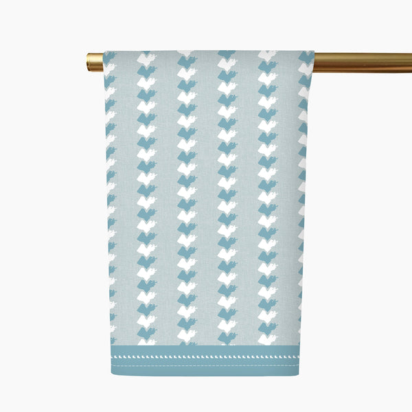 Louisiana Stripe Tea Towel