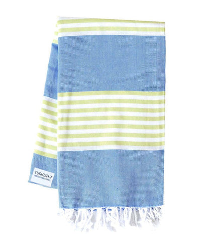 Turkish ALYS Lime Towel
