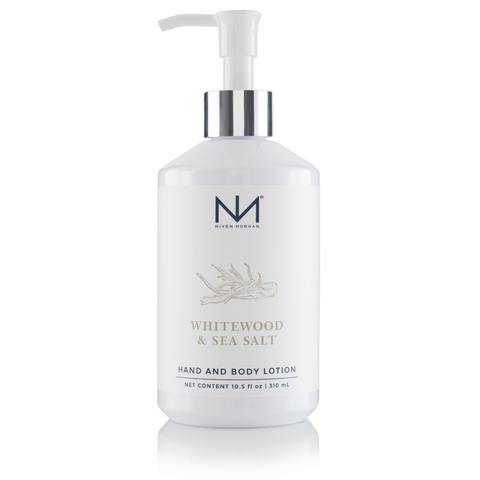 Whitewood & Sea Salt Hand Lotion