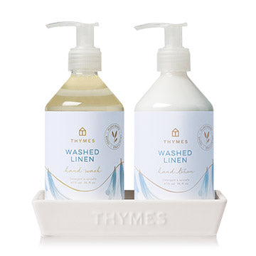 Thymes Soap & Lotion Tray